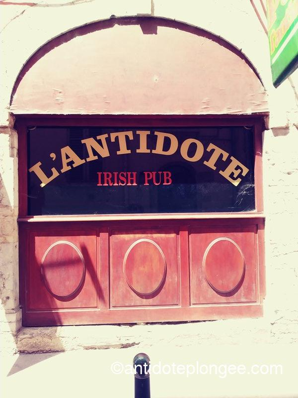 antidote bar Lyon 69